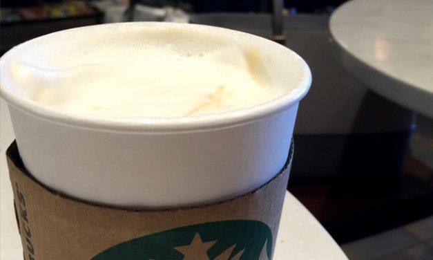 Starbuck's New Espresso Drinks…