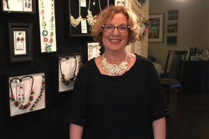 San Antonio Jewelry Designer finds gold in museum shops