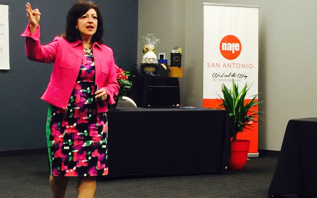 NAFE SAN ANTONIO FEATURES PROGRAM ON  NEGOTIATION SKILLS