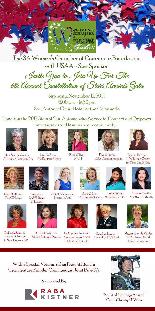 The Latest from the SA Women's Chamber of Commerce!