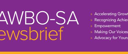 Latest News from NAWBO- SA