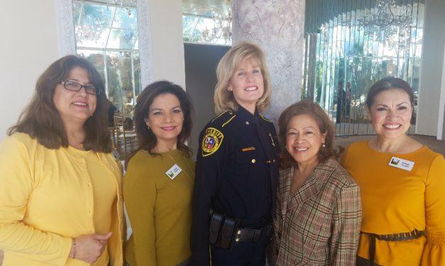 San Antonio Women's Chamber of Commerce Celebrates Women in Law Enforcement