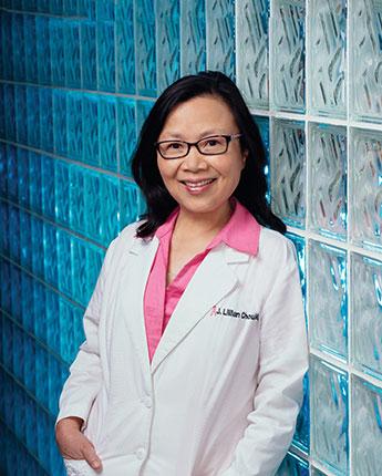 "Dr. Jui-Lien ""Lillian"" Chou"