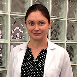 """Dr.  Yekaterina """"Katya"""" Jordan"""