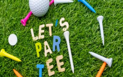 """Par-Tee On"" Golf Madness Social"
